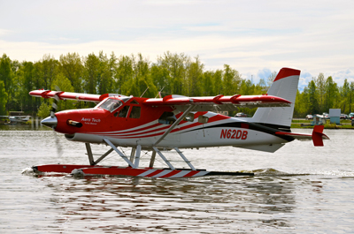 AeroTech-Turbine-Beaver Plane