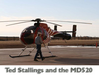 Tec Stallings and the MD520
